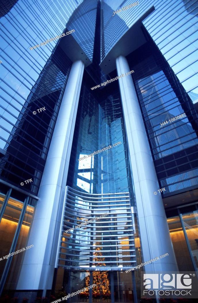 china asia hong kong central icbc citibank plaza cityscape