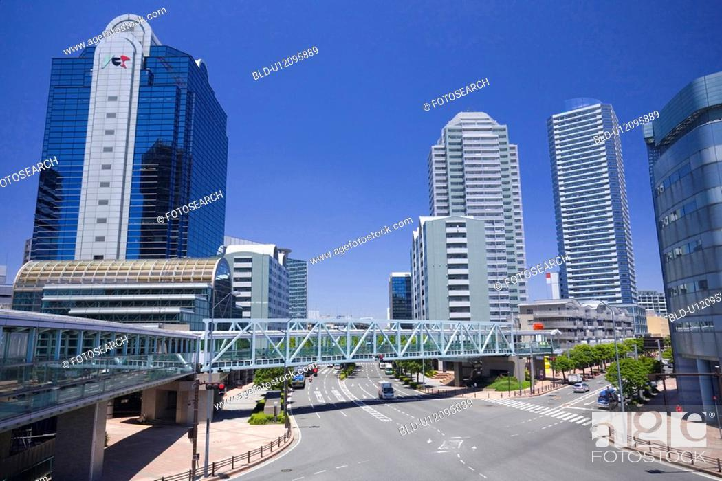 Stock Photo: Port Side district.