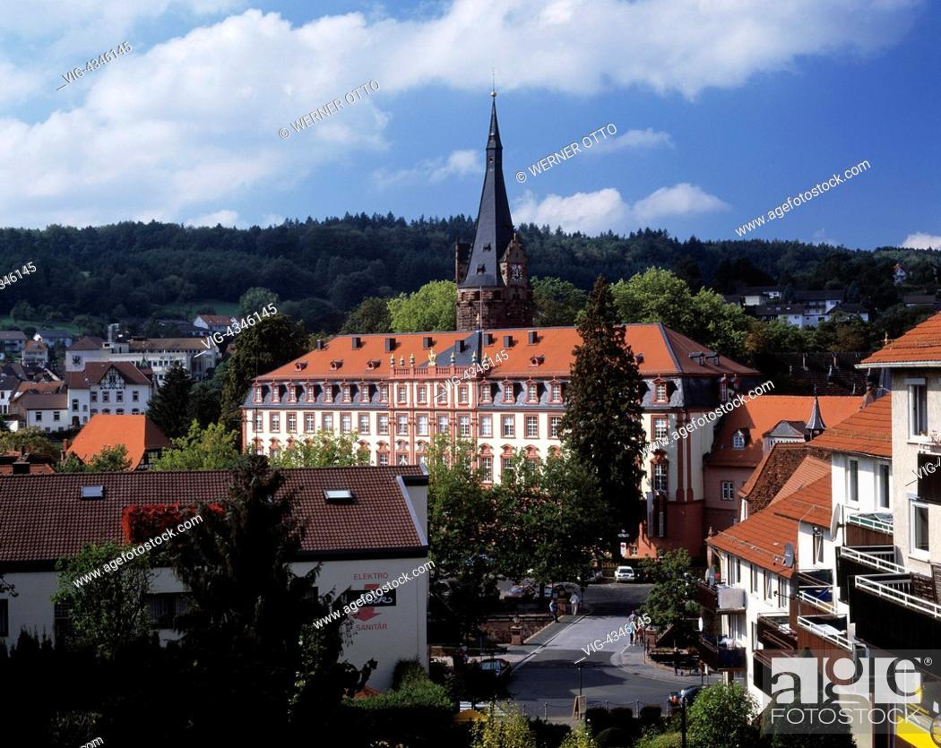 Mädel aus Erbach (Odenwald)