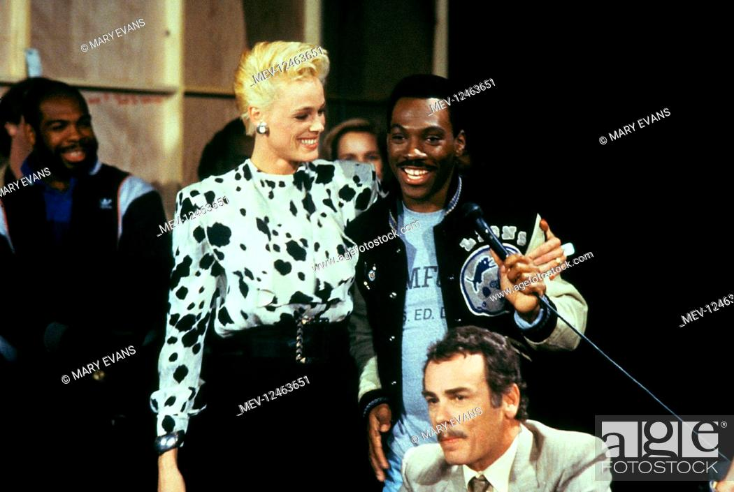 Brigitte Nielsen Eddie Murphy Characters Karla Fry Det Stock Photo Picture And Rights Managed Image Pic Mev 12463651 Agefotostock