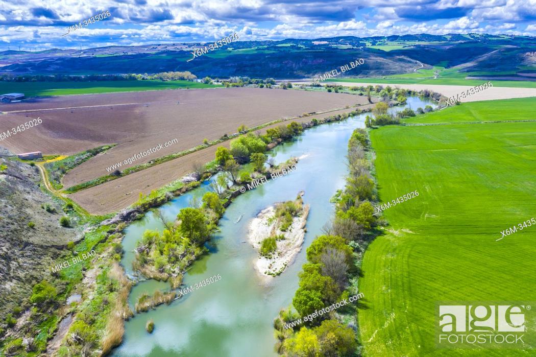 Imagen: Watercourse. Navarre, Spain, Europe.