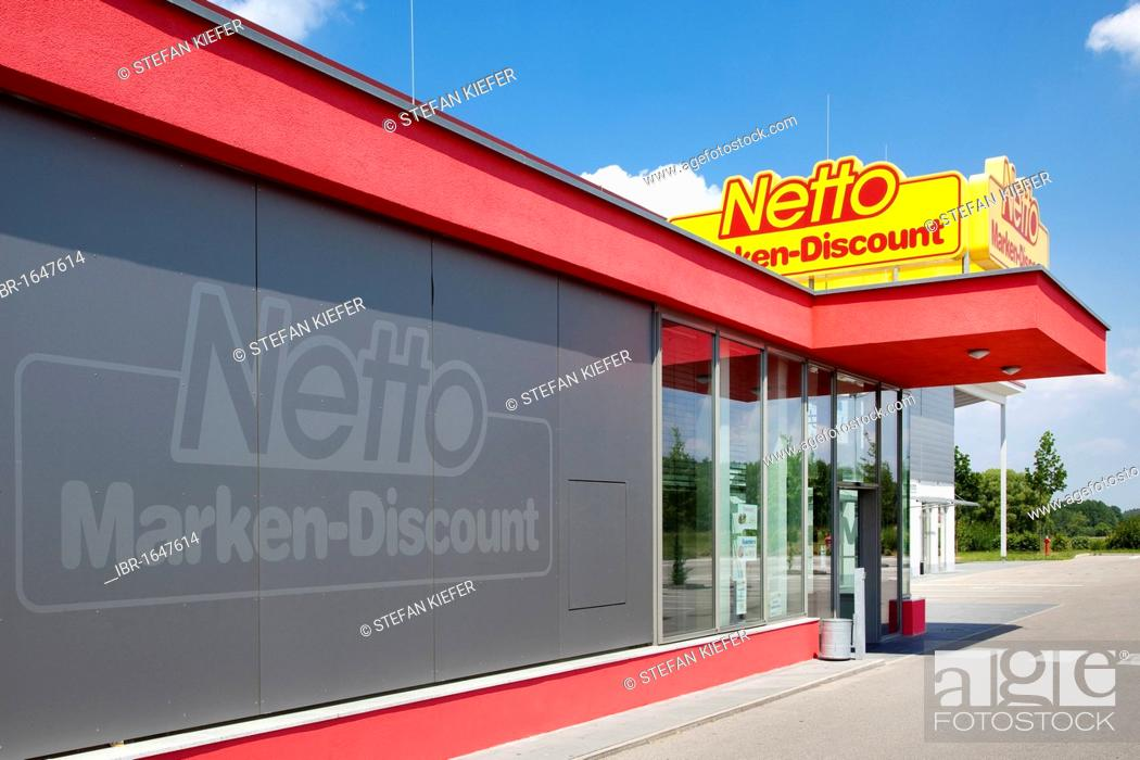 Netto Weihnachtsbeleuchtung.Entrance German Chain Stock Photos And Images Age Fotostock