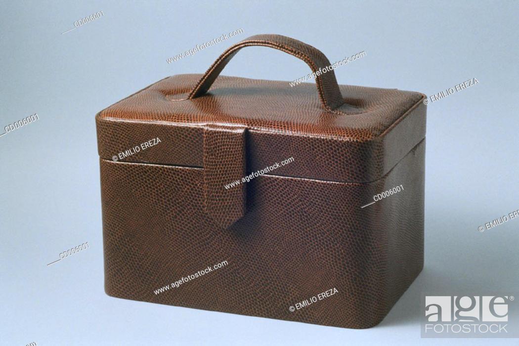 Stock Photo: Case.