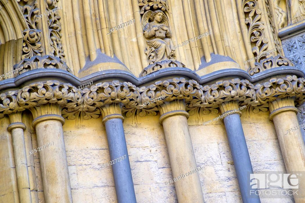 Imagen: Westminster Abbey, London, England, Great Britain, Europe.
