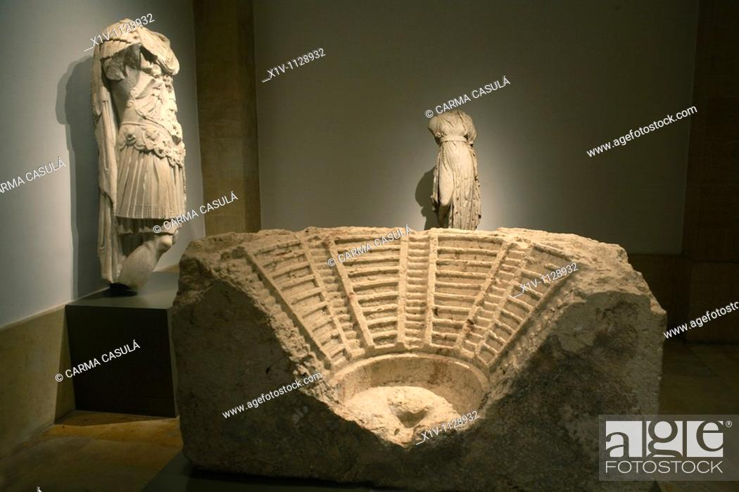 Roman period sculptures from the collection of the National
