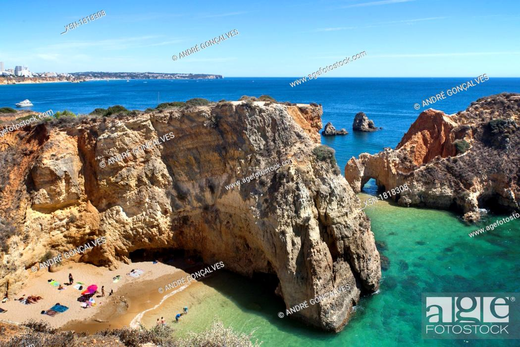 Stock Photo: Portimão, Algarve, Portugal.