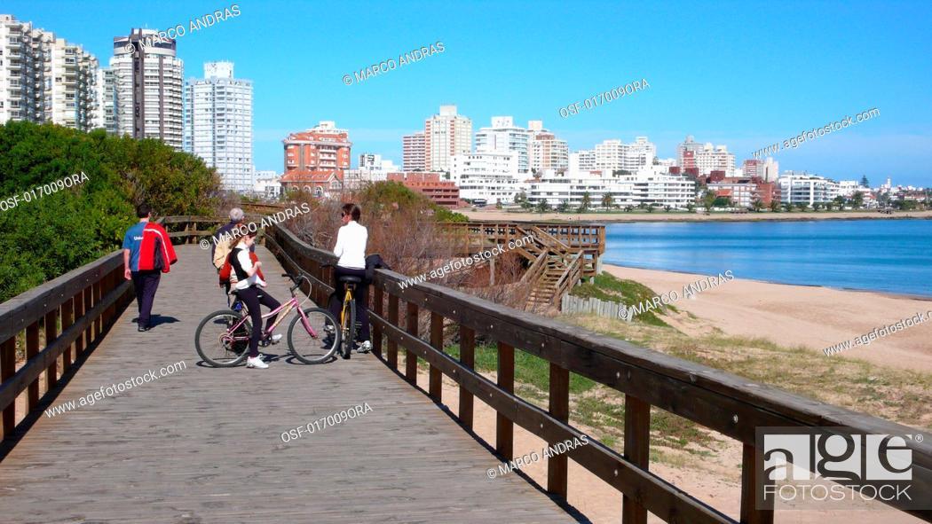 Imagen: Punta del este uruguay city.
