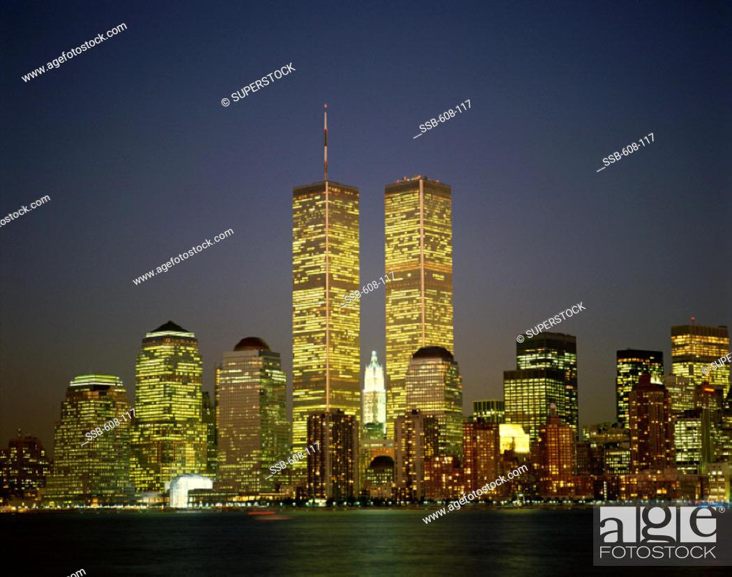 Stock Photo: New York City USA.