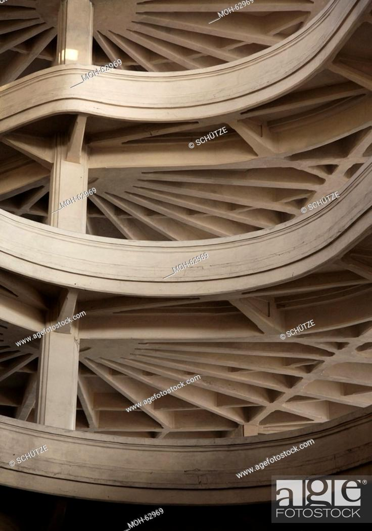 Stock Photo: Turin, Lingotto Fiatwerke Turin, Stabilimenti Fiat Lingotto 1919-1923.
