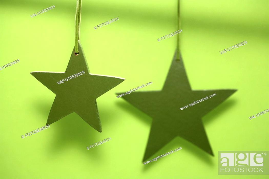 Stock Photo: green, Christmas, germany, decoration, christmas time, kempf, advent.