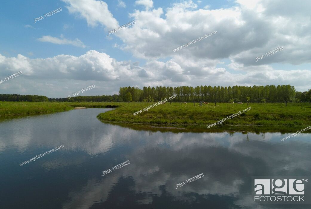 Stock Photo: De Beerze, Oirschot, Campine, North Brabant, The Netherlands, Holland, Europe.