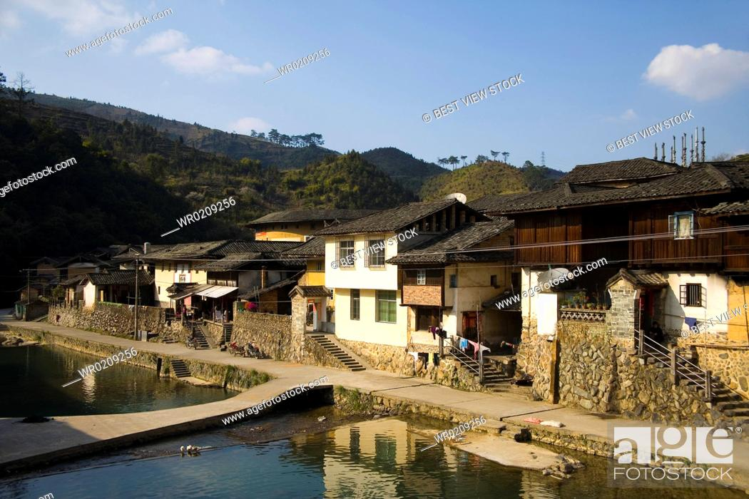 Stock Photo: Fujian.