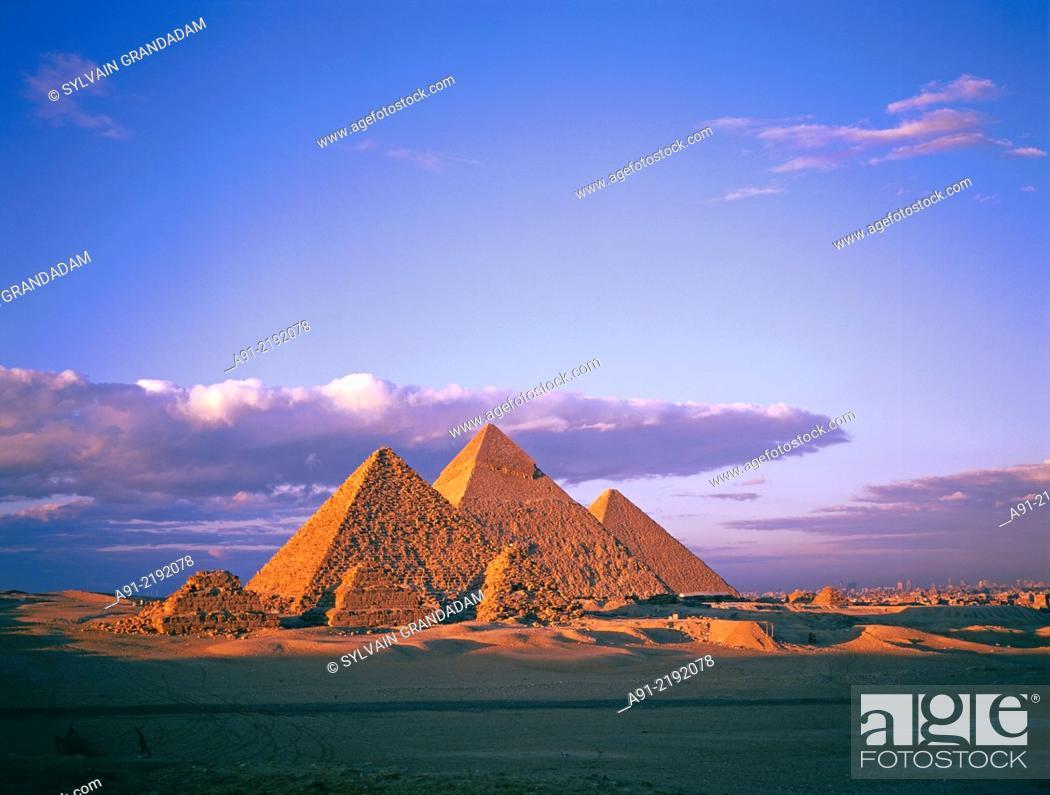 Stock Photo: Egypt.