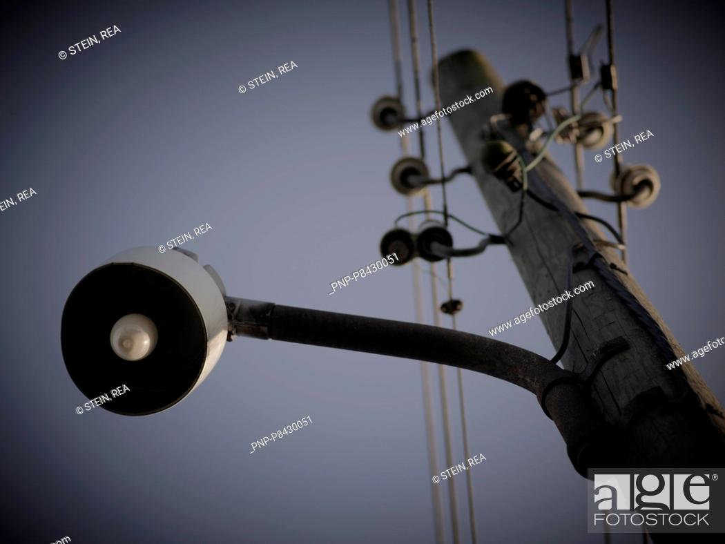 Stock Photo: Transmission lines.