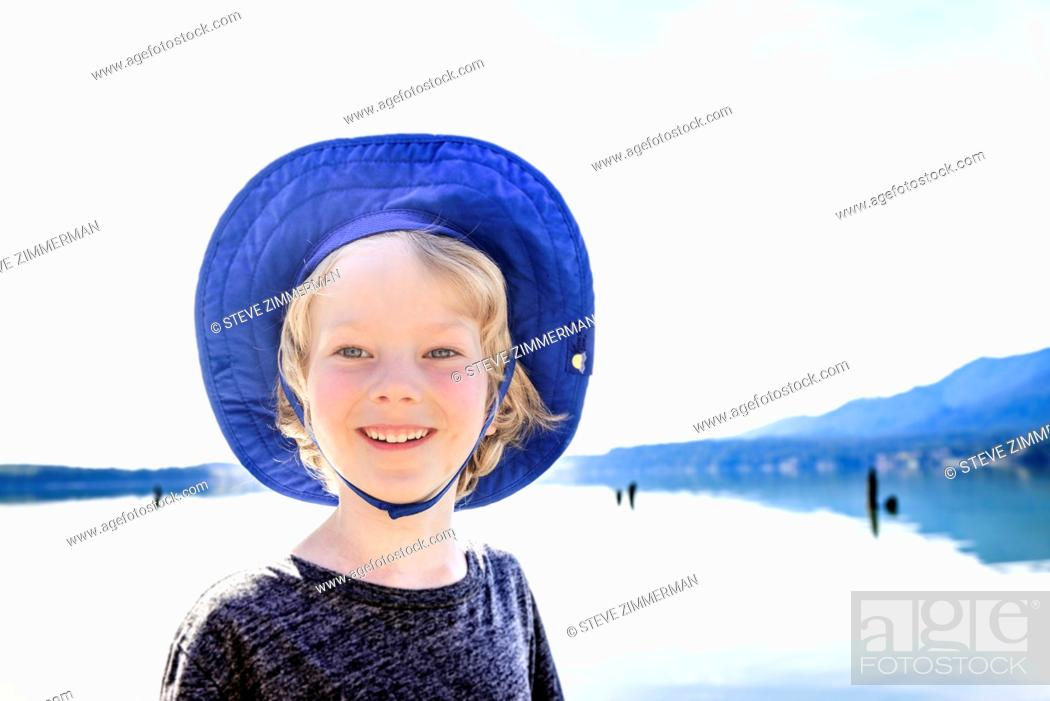 Stock Photo: Happy Hat.