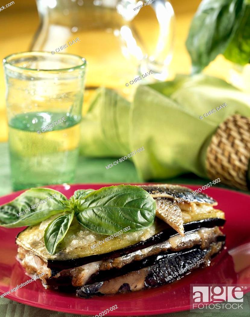 Eggplant and sardine millefeuille recipe of bruno doucet stock photo eggplant and sardine millefeuille recipe of bruno doucet restaurant la rgalade paris 14eme france forumfinder Choice Image