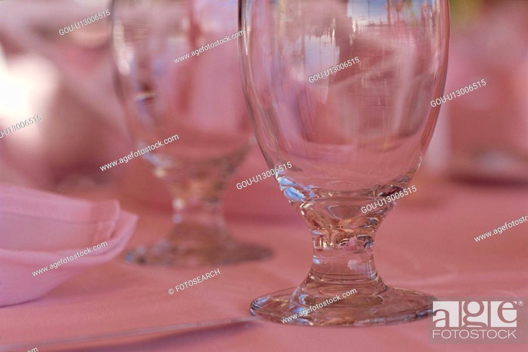Stock Photo: Glass.