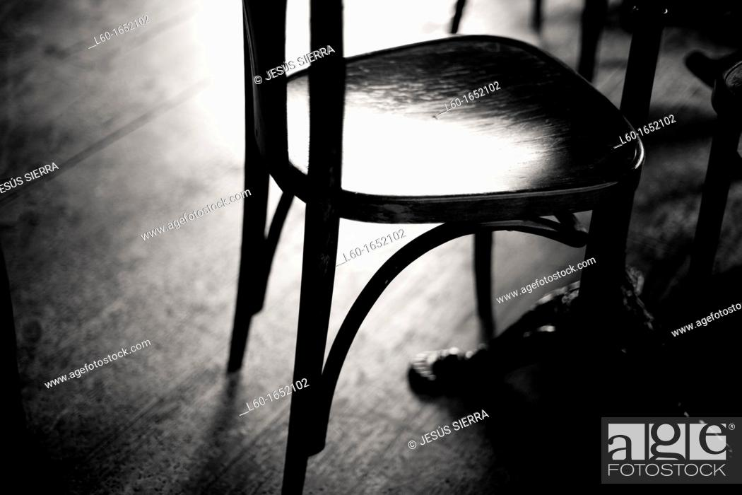 Stock Photo: Chair.
