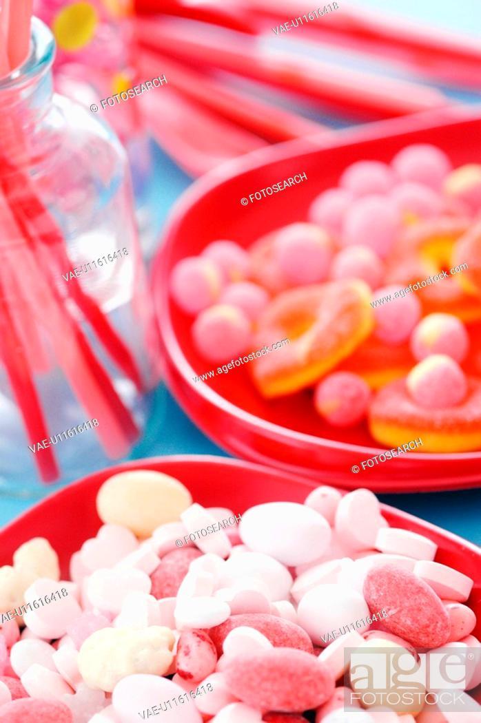 Stock Photo: Sweets.