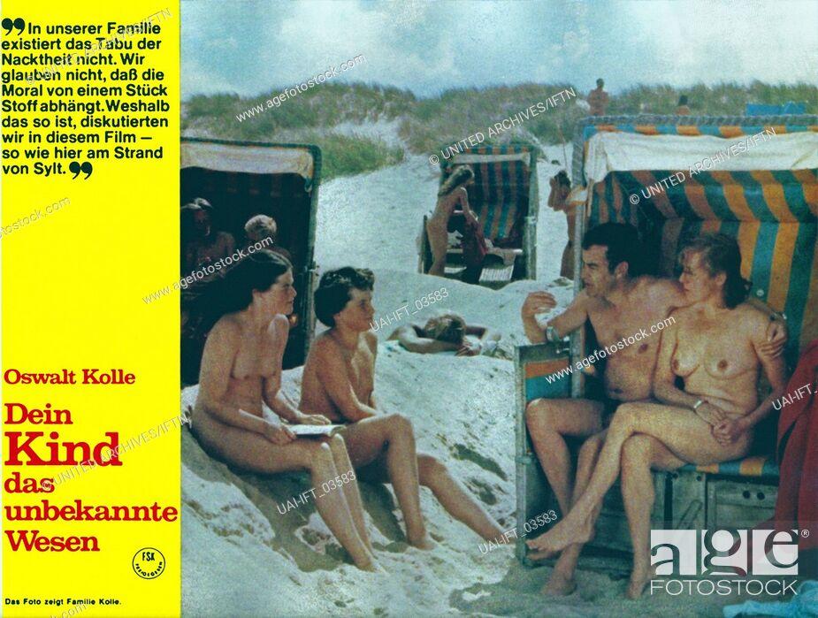 Vintage fkk Junior nude