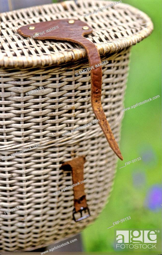 Stock Photo: Basket.