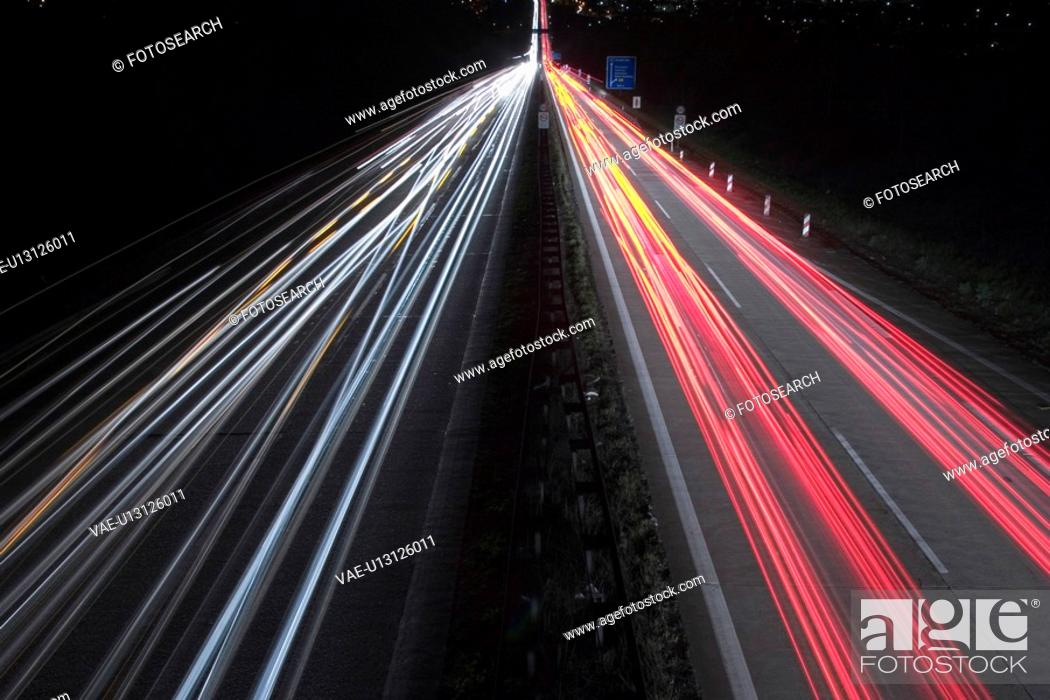Stock Photo: street, outdoors, way, path, road, vehicles.