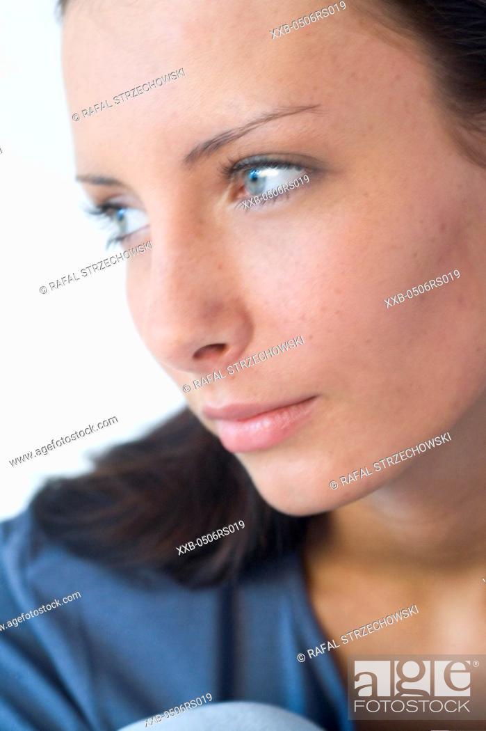 Stock Photo: beauty woman.