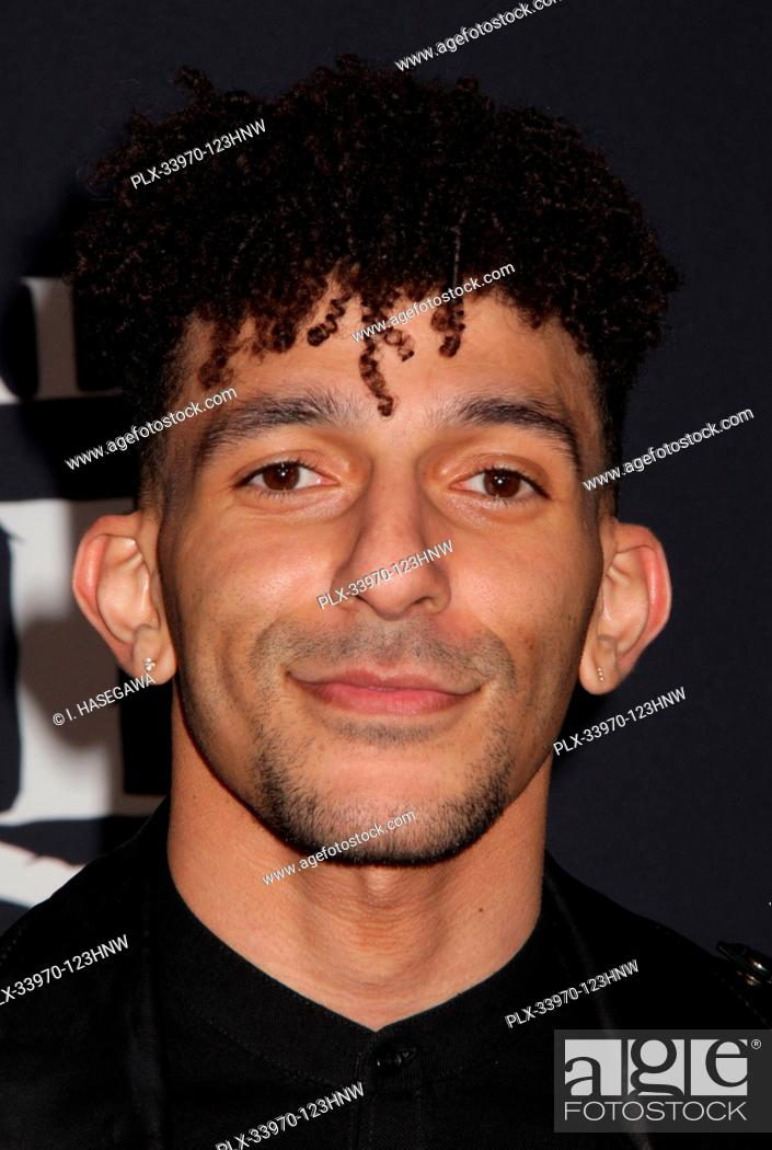 """Stock Photo: Khleo Thomas 02/13/2020 The World Premiere of """"""""The Call of the Wild"""""""" held at The El Capitan Theatre in Los Angeles, CA. Photo by I."""