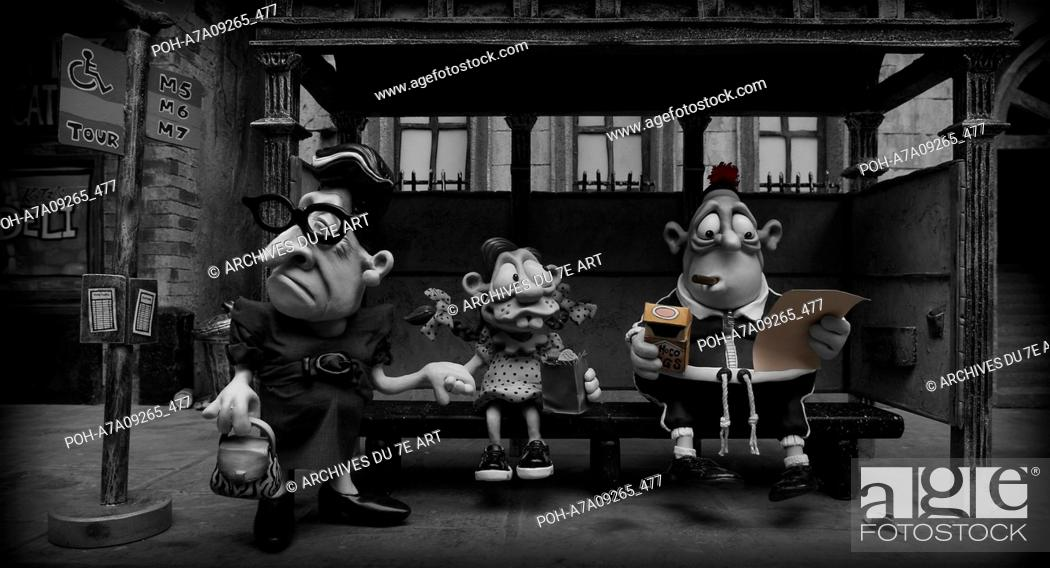 Mary And Max Year 2009 Director Adam Elliot Animation Stock Photo Picture And Rights Managed Image Pic Poh A7a09265 477 Agefotostock