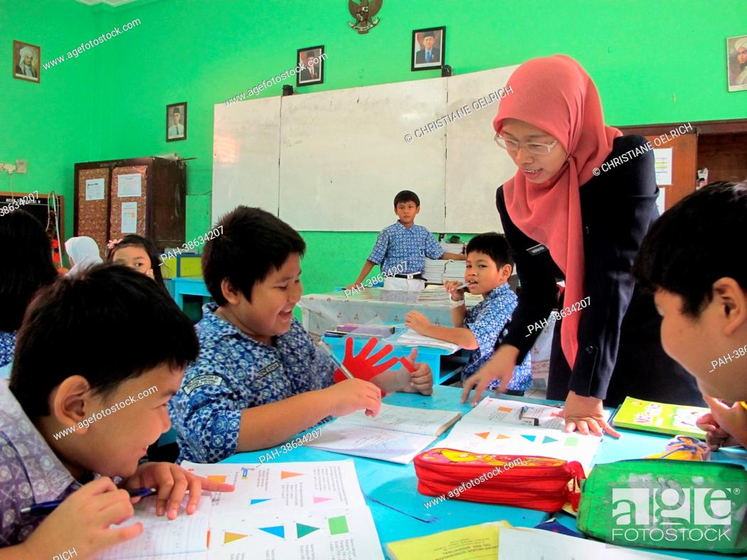 Image result for primary school jakarta
