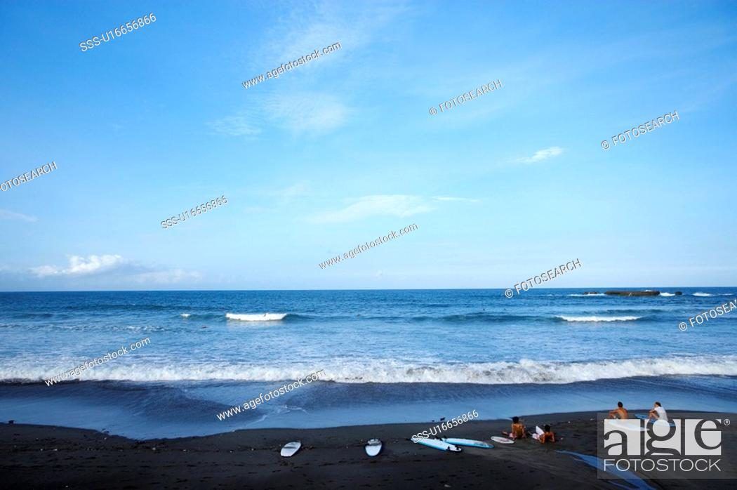 Stock Photo: Jici Beach, Hualien, Taiwan.