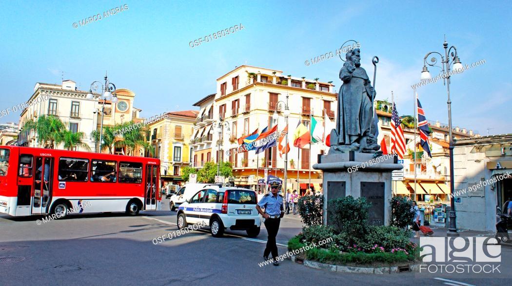 Stock Photo: Italy, Sorrento.