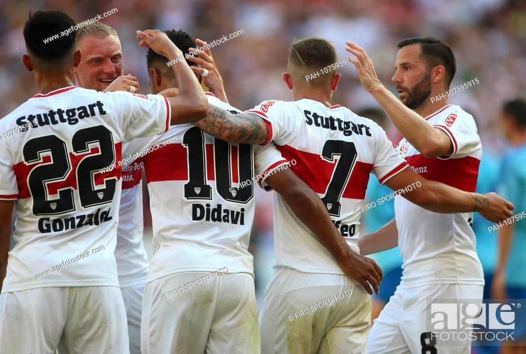 Firo 05082018 Football Season 20182019 1bundesliga Vfb