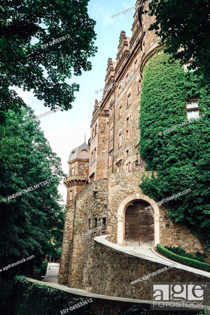 Imagen: historical castle ksiaz in Swiebodzice Poland.