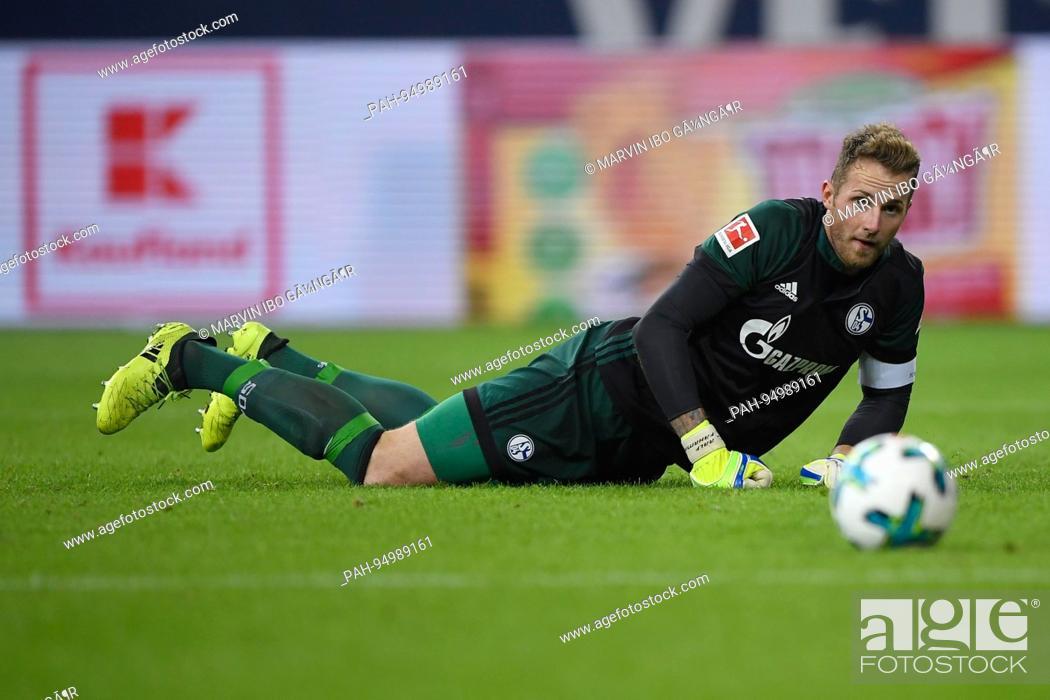 Torwart Ralf Faehrmann S04 Ges Fussball 1 Bundesliga