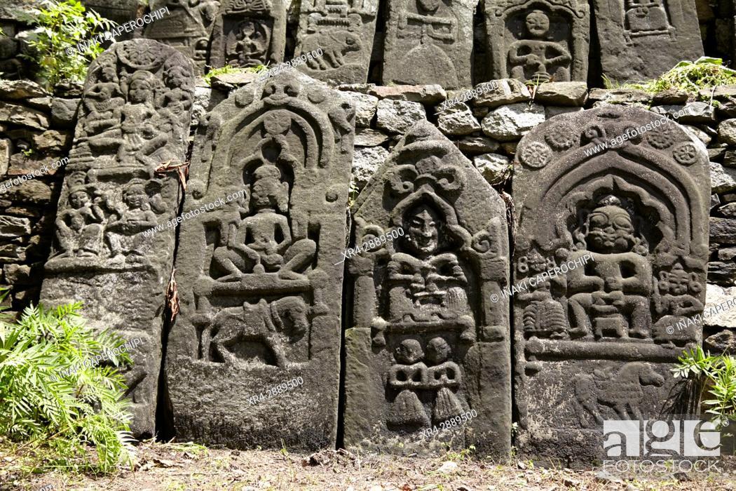 Stock Photo: Nicholas Roerich Gallery, Kullu Valley, Naggar, Himachal Pradesh, India.