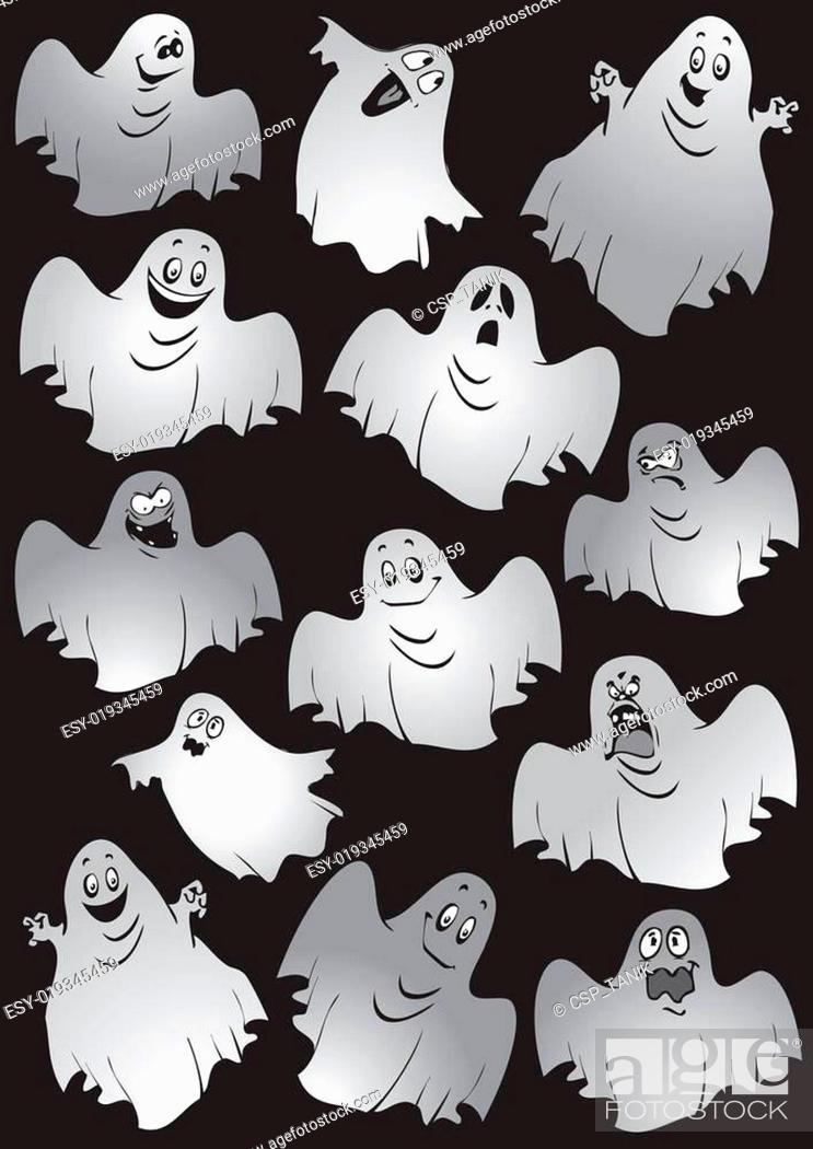 Vector: Ghosts.