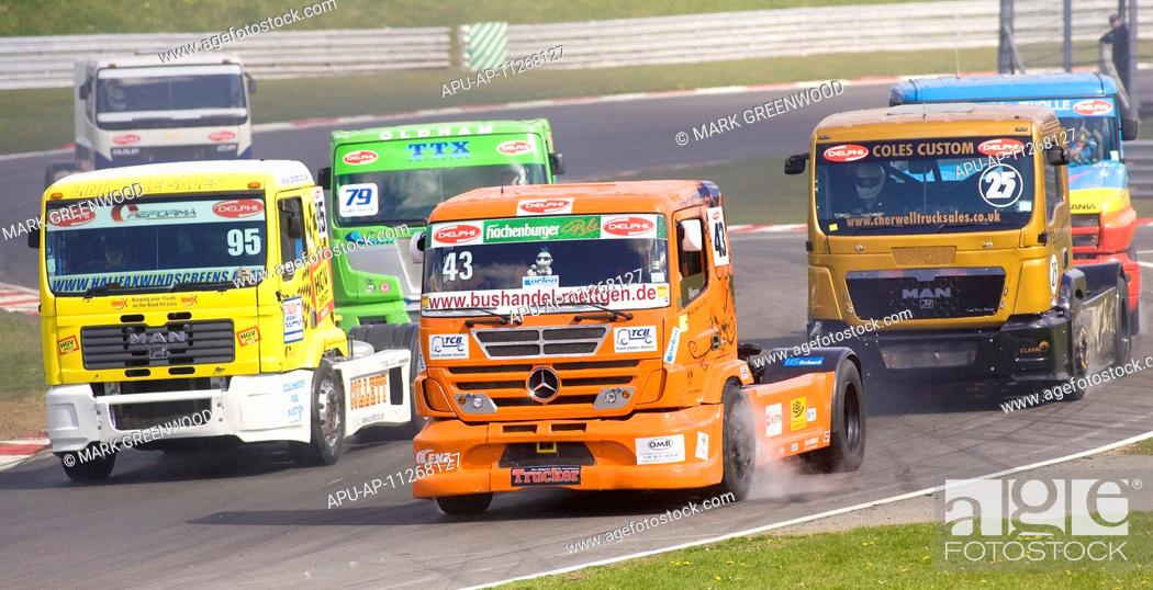 Brands Hatch Truck Racing >> 2012 Delphi British Truck Racing Championship Brands Hatch Apr 22nd