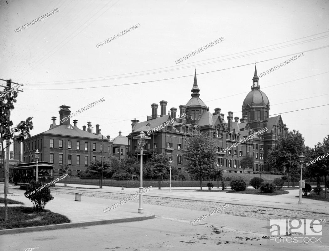 Johns hopkins hospital Stock Photos and Images | age fotostock