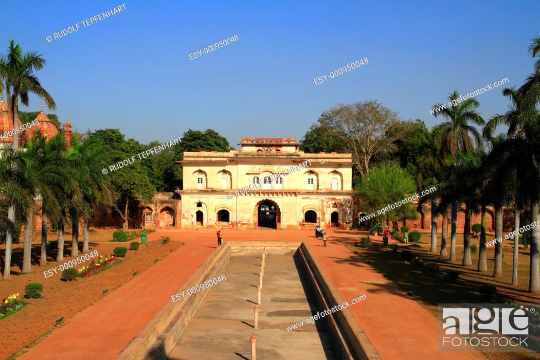Stock Photo: Safdarjung's Tomb.