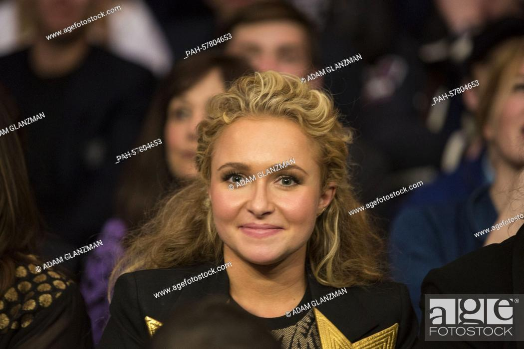 NEW YORK NY - APRIL 25 Hayden Panettiere, wife of Wladimir