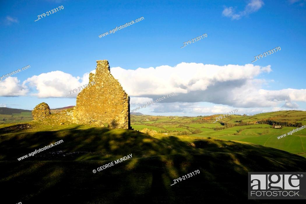 Stock Photo: Old House near Borrisoleigh County Tipperary Ireland.