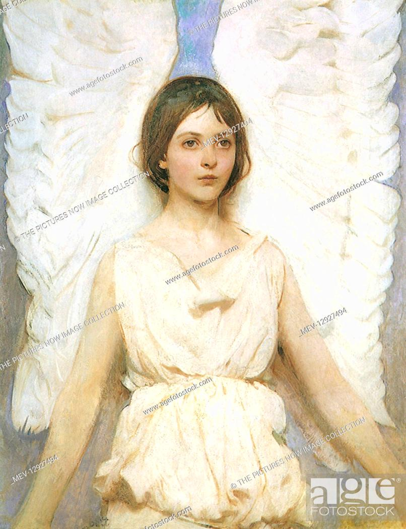 Stock Photo: Angel.