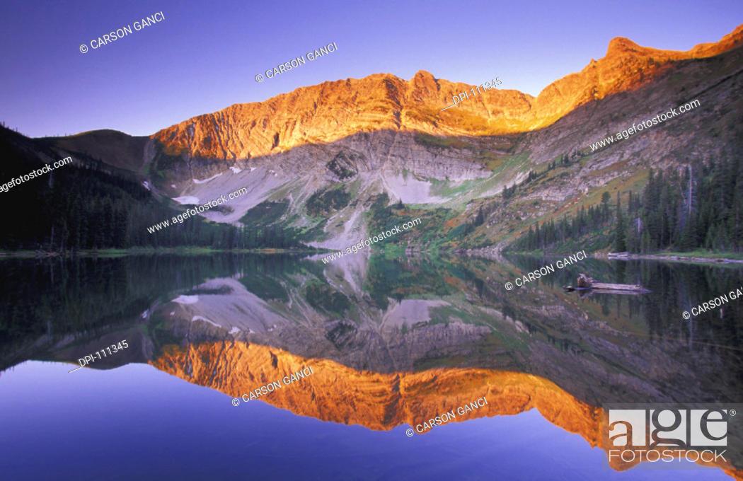 Stock Photo: Lake.