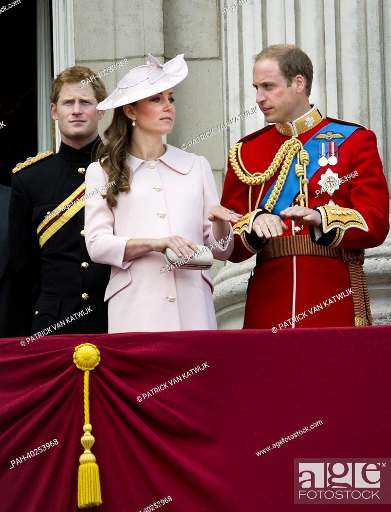 William, Duke of Cambridge and Catherine, the Duchess of
