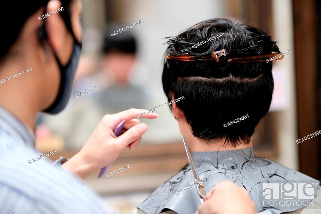 Imagen: Barbershop.