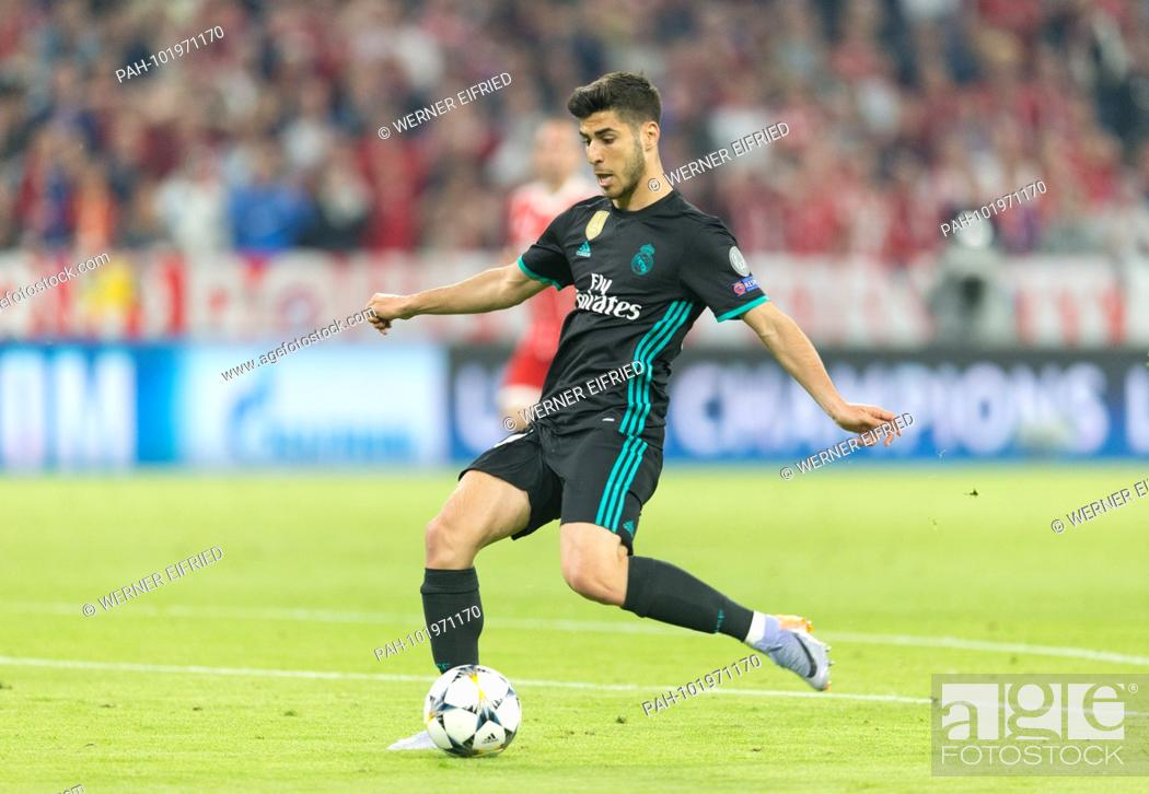 6b2824e1d24 Stock Photo - Goal to 1-2 by Marco Asensio (Real Madrid) GES   Football   Champions  League Final  FC Bayern Munich - Real Madrid