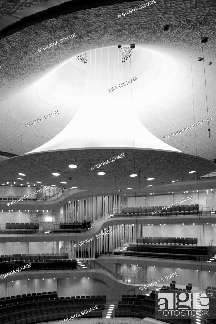 Stock Photo: elbphilharmonie.