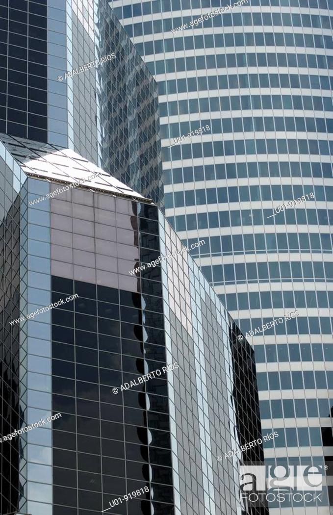 Stock Photo: Skyscrapers. Chicago. Illinois. USA.