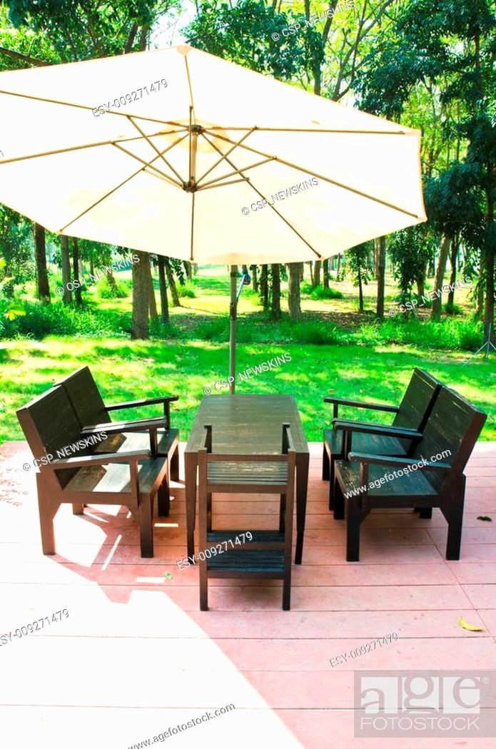 Patio Furniture Stock Photos And Images